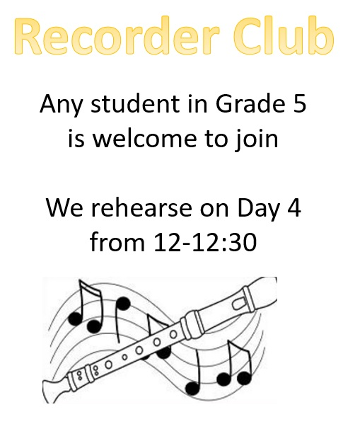 recorder-club